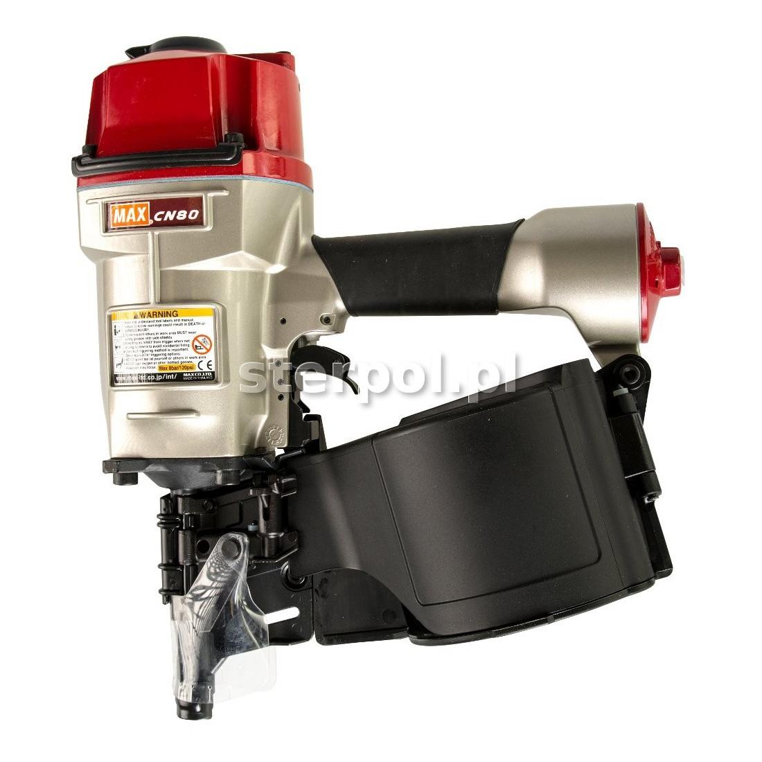 MAX CN80 – Gwoździarka pneumatyczna