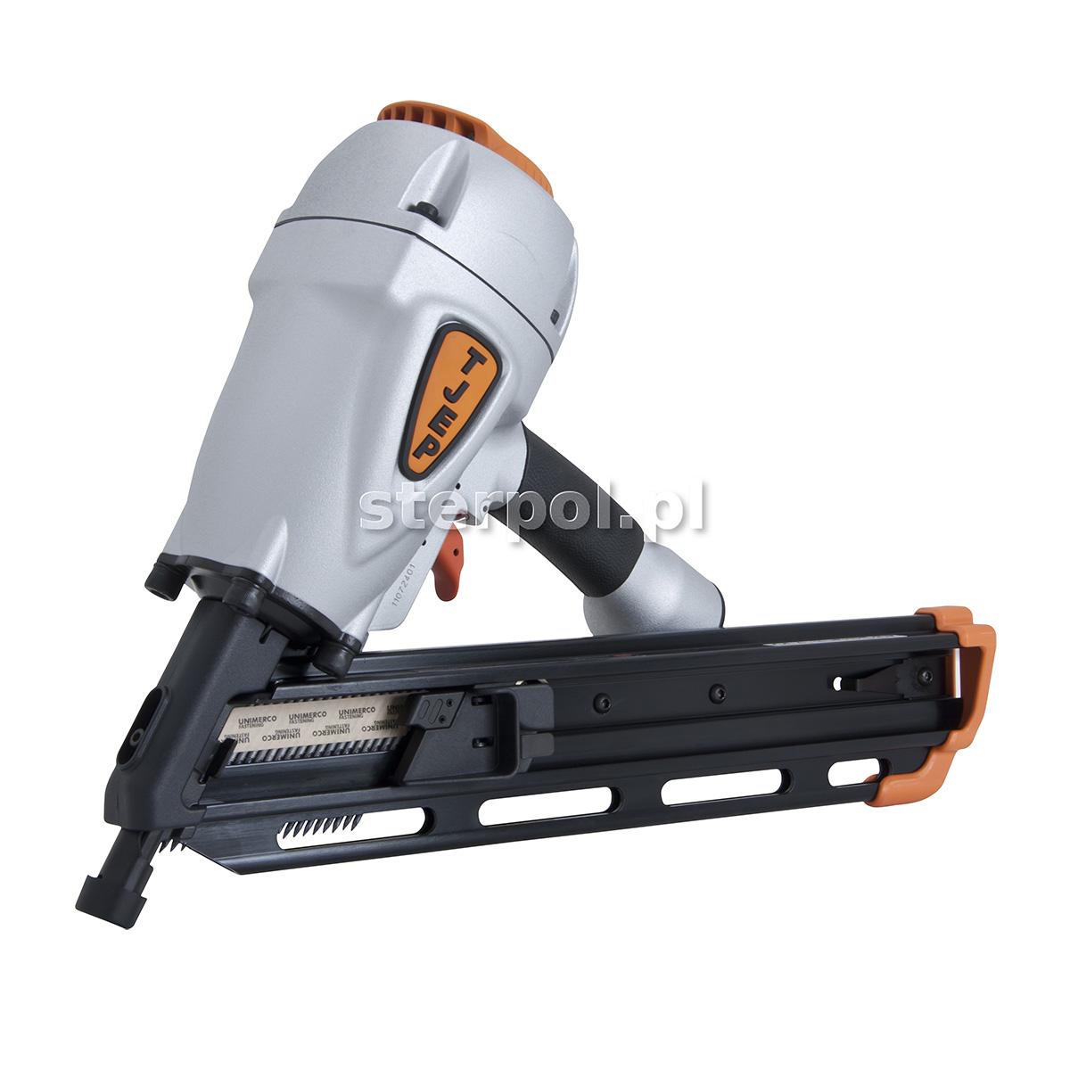 TJEP GRF 100 Compact XP – Gwoździarka pneumatyczna
