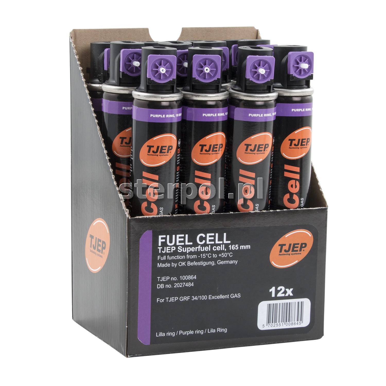 Gaz TJEP purple ring-01